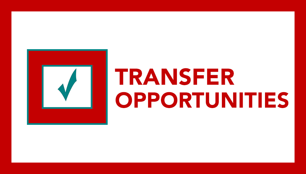 Transfer Opportunities